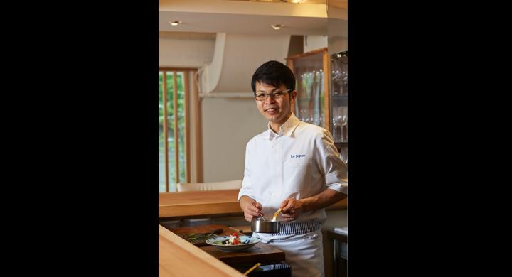 中田 耕一郎 (レストラン ル・ジャポン)